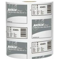KATRIN PLUS M2 120 tekercses kéztörlő - 434051