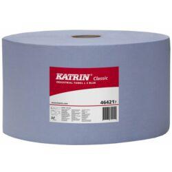 KATRIN CLASSIC L 3 Blue tekercses kék ipari törlő - 464217