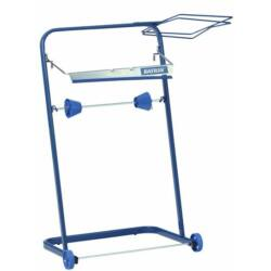 KATRIN Floor Stand with bin - 99980