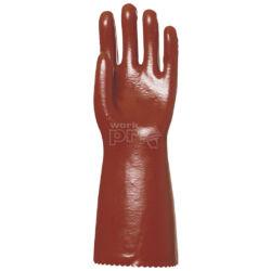 3640 Kesztyű vygen 40 cm-es, bordó sav-, lúg-, olajálló, higiénikus Actifresh kiképzéssel, 10