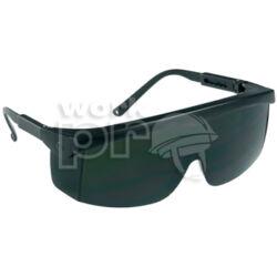 Pivolux 5 Védőszemüveg 5-ös lánghegesztő lencse, állítható szárhossz, -dőlésszög, oldalvédő