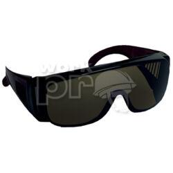 Visilux Védőszemüveg sötétszürke lencse