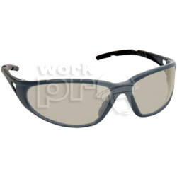 Freelux Védőszemüveg in/out bel- és kültéri lencse UV400-as védelemmel, könnyű, szürke keret