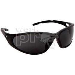 Freelux Védőszemüveg sötétített lencse erős fényre, fekete keret