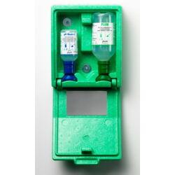 PLUM fali elsősegély szerelvény: 0,2l pH neutral + 0,5l normál palack, dobozban