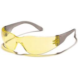 Védőszemüveg Zekler 30, sárga lencse