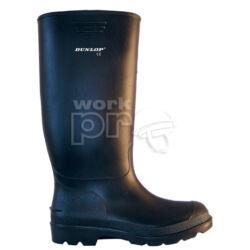 GAND95535 DUNLOP Pricemastor fekete sav- és lúgálló PVC csizma