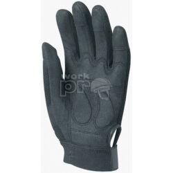 Sofőrkesztyű szintetikus bőr (PA/PU), belső párnázat, poliészter kézhát, Velcro, 8
