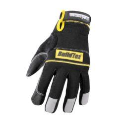 Tradesman kesztyű, black, L (9)
