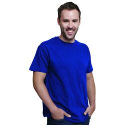 TEESTA trikó/póló, 100% pamut, 160 g/m2, royal kék