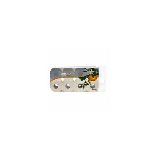 KATRIN PLUS Toilet 160 Orange Narancs illatú kistekercses toalettpapir - 105751