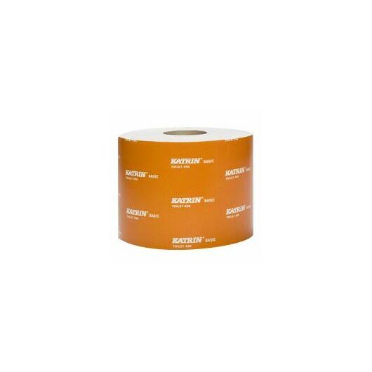 KATRIN BASIC Toilet 490 kistekercses toalettpapir- 125402
