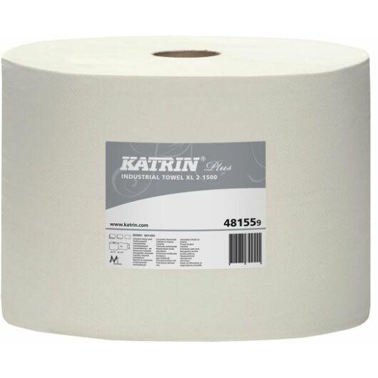 KATRIN PLUS XL 2 1500 tekercses ipari törlő - 481559