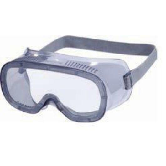 MURIA1 zárt szemüveg, direkt szellőzés, extra könnyű