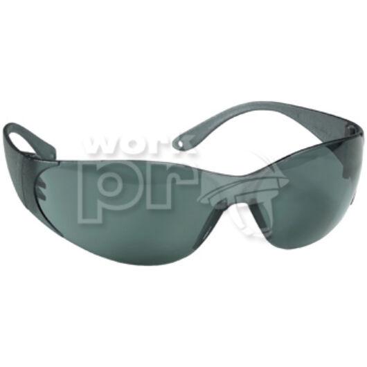 Pokelux Védőszemüveg polikarbonát, sötétített, karc- és páramentes
