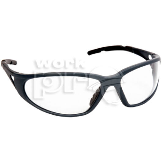 Freelux Védőszemüveg víztiszta, karcmentes lencse, sportos forma, párnázott szárvég, csúszásbiztos orr