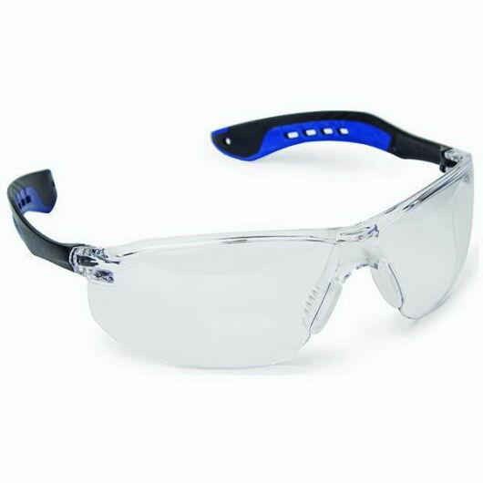 SLIMLUX védőszemüveg víztiszta lencsével, polikarbonát keret, karcmentes lencse