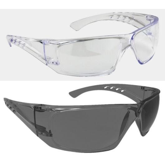 Clear View védőszemüveg, polikarbonát